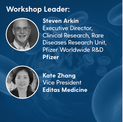 Gene Therapy Blood Disorders Workshop A